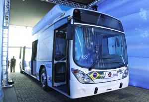 ônibus a Hidrogênio