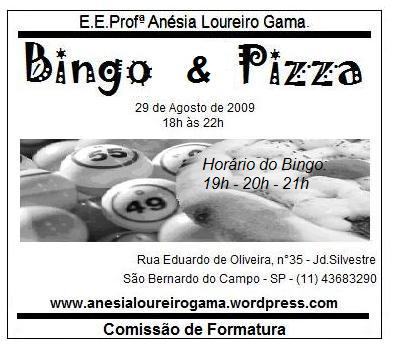 Bingo & Pizza
