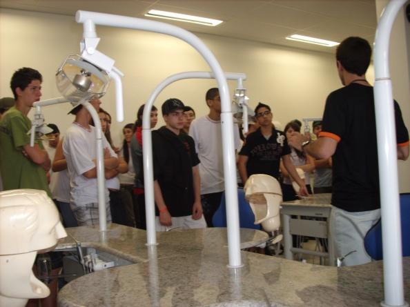 Laboratório de Odonto