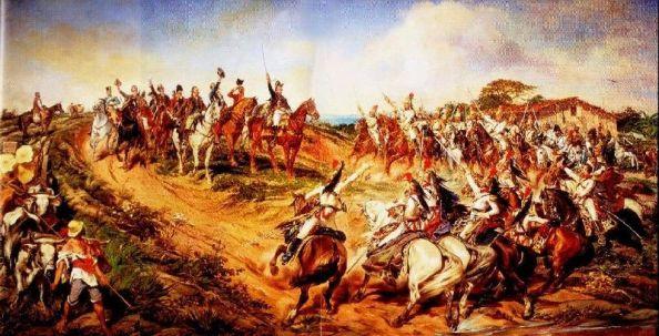 Grito do Ipiranga - Pedro Américo (1888)