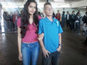 2000 - Leticia e Ricardo
